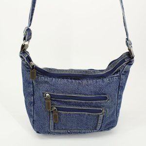 Vintage Basic Jean Purse
